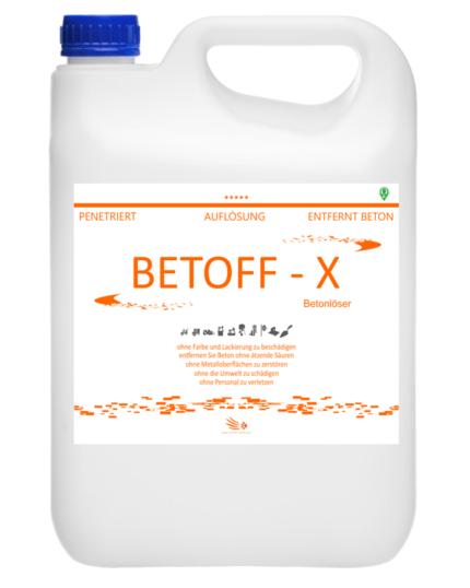 Een sterk en effectief middel om vuil te verwijderen na beton, cement, calcium.