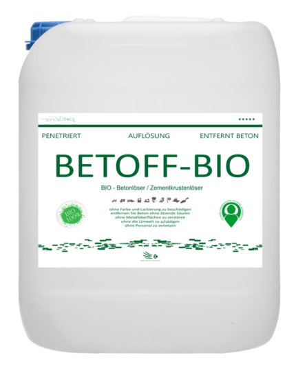 Betoff richt zich op bouwvervuiling